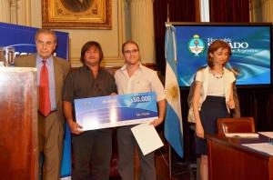 ElectroSmart:  José Manera y Pablo Obreque